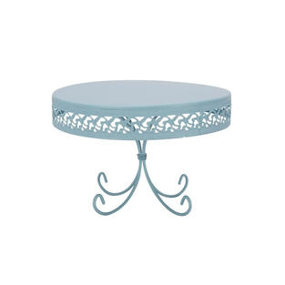 Blue Daisy Cake Stand