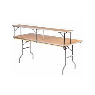 6′ Bar Top Tables