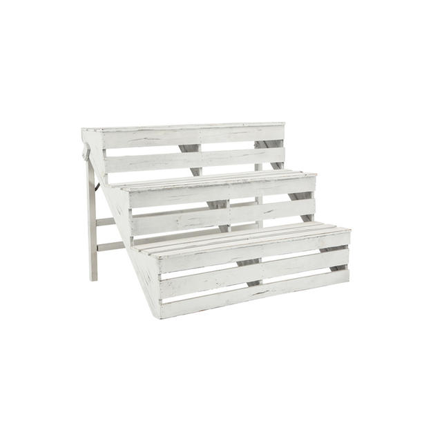 Wood Appetizer Stand