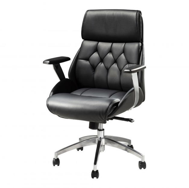 Cupertino Mid Black Chair