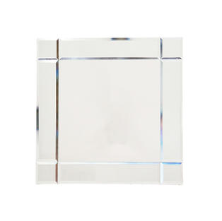 Square Mirror Charger