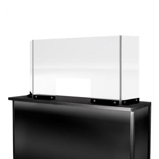 Clear Divider Bar/Counter