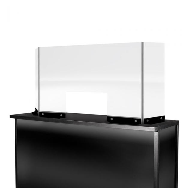 Clear Divider Bar/Counter