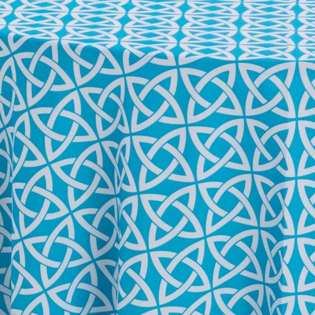 Mystique Turquoise Prints
