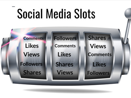 Social Media Is Like A Slot Machine