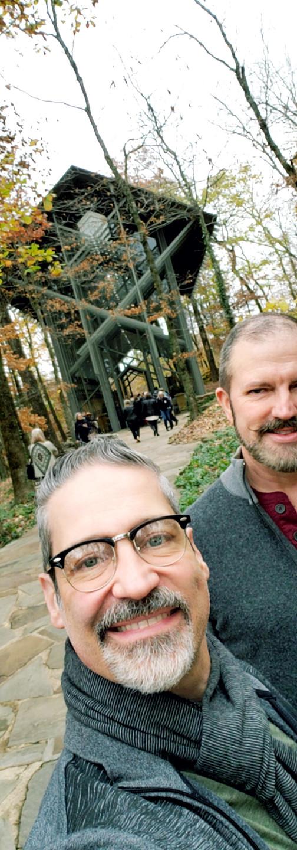 JM & Jeff, November 2018