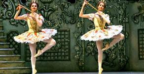 Dança dos Mirlitons - o que faz uma flautista no Reino dos Doces?