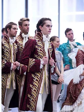Homens no ballet clássico: O desenvolvimento e a nova safra da escola australiana.