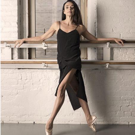 Alessandra Ferri - Julieta aos 53 anos em seu retorno aos palcos.