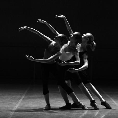 A perfeição pode te impedir de ser um bom bailarino