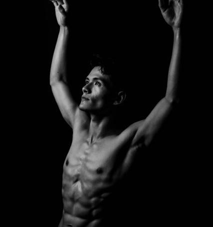 Yoshi Suzuki em entrevista exclusiva. O bailarino  da São Paulo Companhia de Dança.
