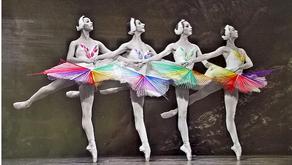 Fotos de ballet renovadas. Conheça o trabalho de Jose Romussi.