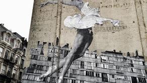 Ballet nas ruas! Conheça o trabalho do JR