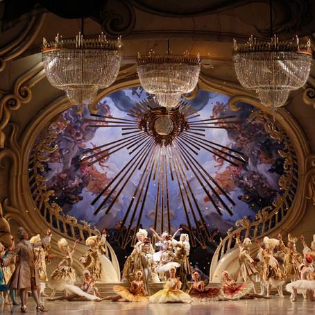"""Ballet """"A Bela Adormecida""""  A produção que você não pode deixar de ver."""