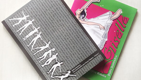 Balés Ilustrados livros da bailarina Regina Kotaka