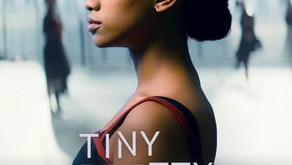 "A new Netflix series about dance world entitled ""Tiny Pretty Things""."