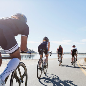 Five common overuse injuries in cyclists & what to do about them