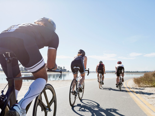 Low Back Pain with Cycling? Learn to Deadlift