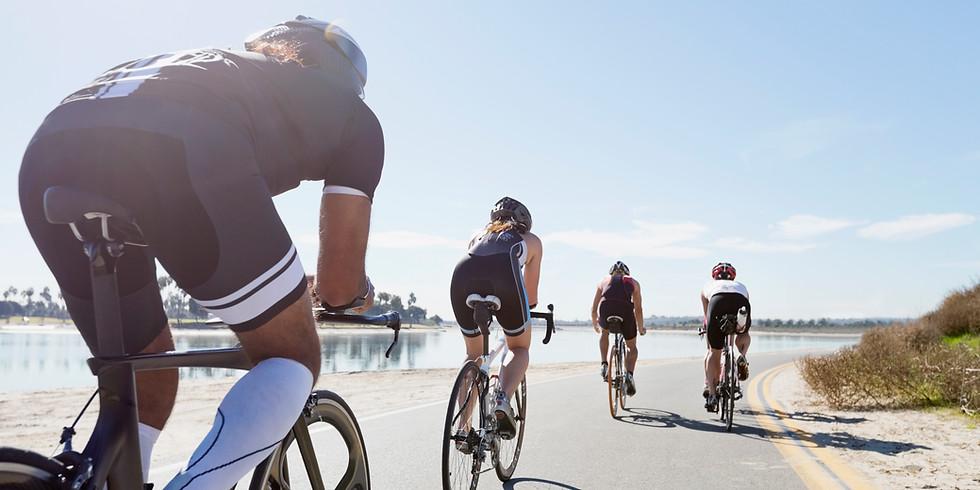 En bici por la ciudad y la comunidad