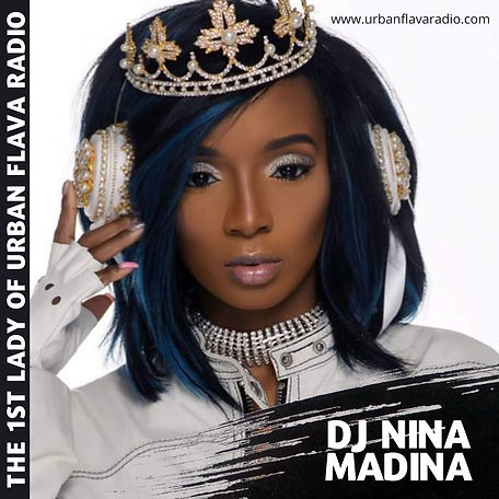 1st Lady Of The Urban Flava Radio Networ