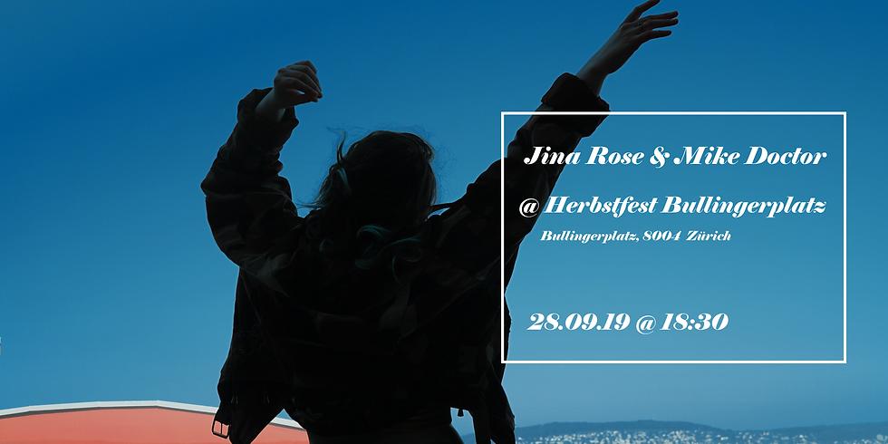 BEYOND SAFETY - Jina Rose & Mike Doctor @ Herbstfest
