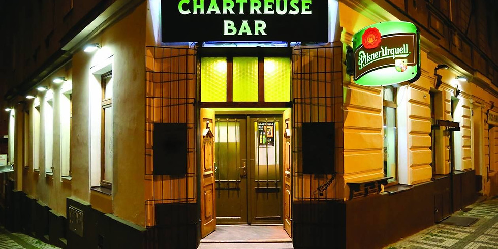 Rose & Doctor @ Chartreuse Bar