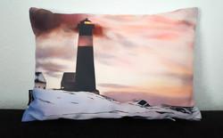 Tranoy Lighthouse, fine satin