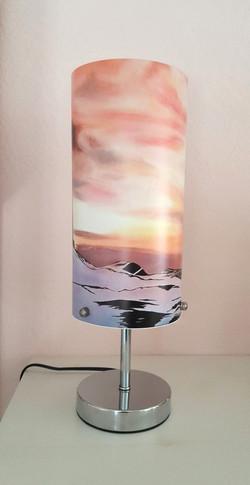 Lamp Tranoy side
