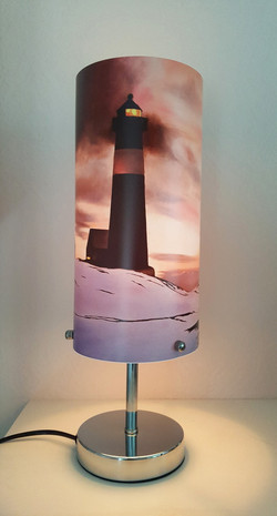 Lamp Tranoy front level 1