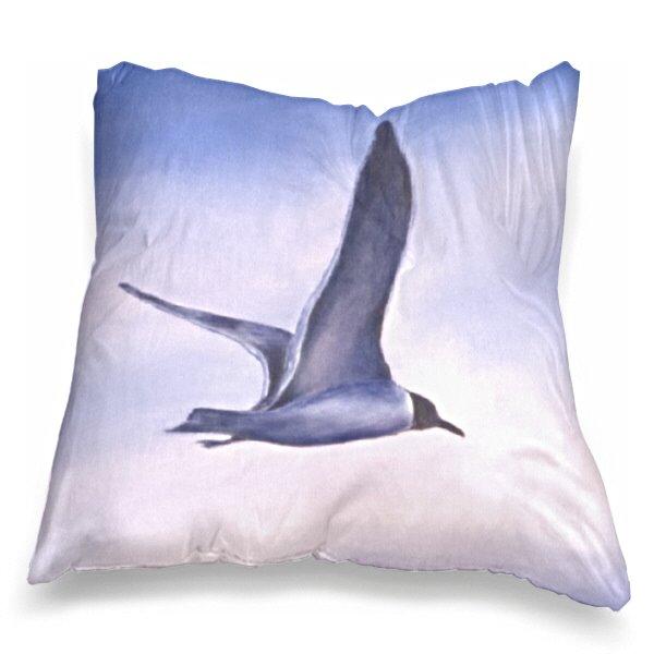Seagull 80 x 80 cm, 32 x 32 in.