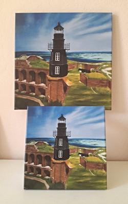 Garden Key/ Fort Jeff Lighthouse