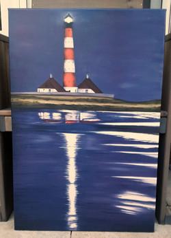 Lighthouse Westerheversand