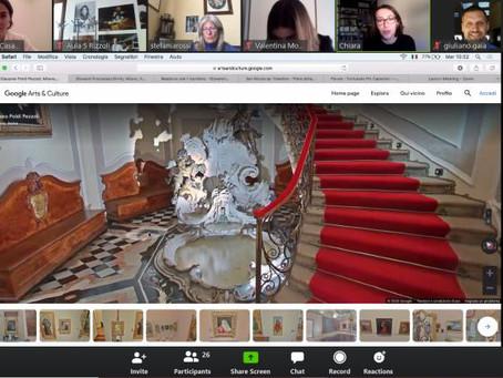 Musei contro il Coronavirus: come organizzare una visita virtuale con Google Arts & Culture