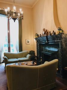 Villa Necchi Campiglio- Fumoir
