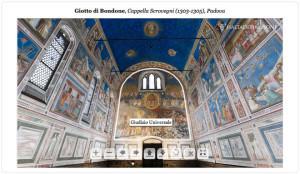 Giotto di Bondone, Cappella Scrovegni, (1303)