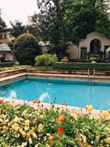 Villa Necchi Campiglio- Piscina