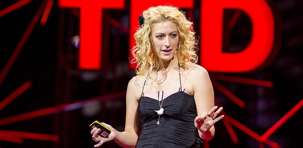 Game Designer Jane McGonigal