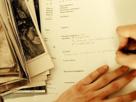 Catalogazione e accessibilità del patrimonio culturale: nuove tecnologie per la valorizzazione