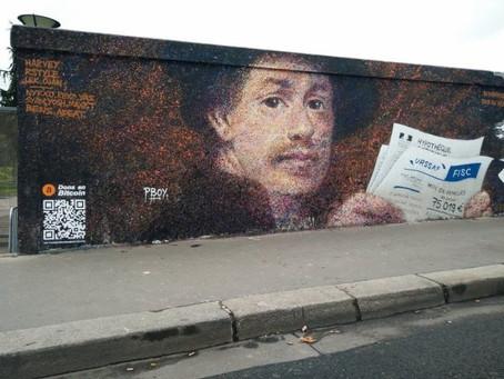 La Street Art rifiuta il museo ma abbraccia la tecnologia