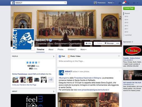 Il MiBACT si apre ai social. Intervista a Giuseppe Ariano