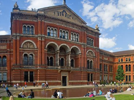 Posizioni aperte al Victoria and Albert Museum a Londra
