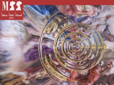 Tempo Prezioso: installazione interattiva al Poldi Pezzoli