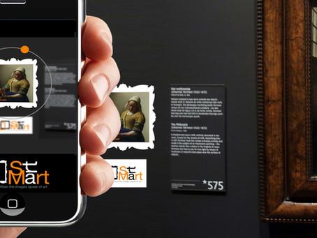 Vietato NON fotografare i quadri! SMartArt App