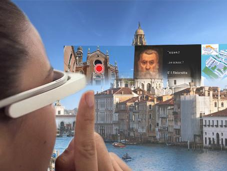 GoogleGlass per scoprire Venezia: Ok Venice!