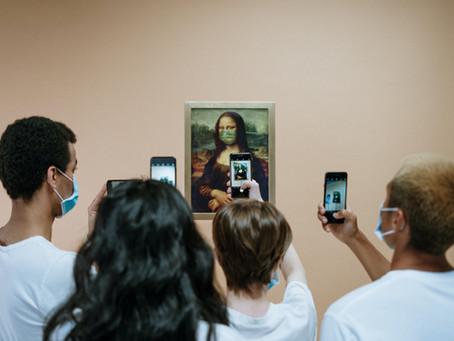 """Digital Media e """"democratizzazione"""" del messaggio museale"""