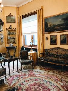 Villa Necchi Campiglio- Camera Ospiti