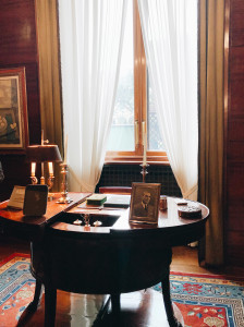 Villa Necchi Campiglio- Studio