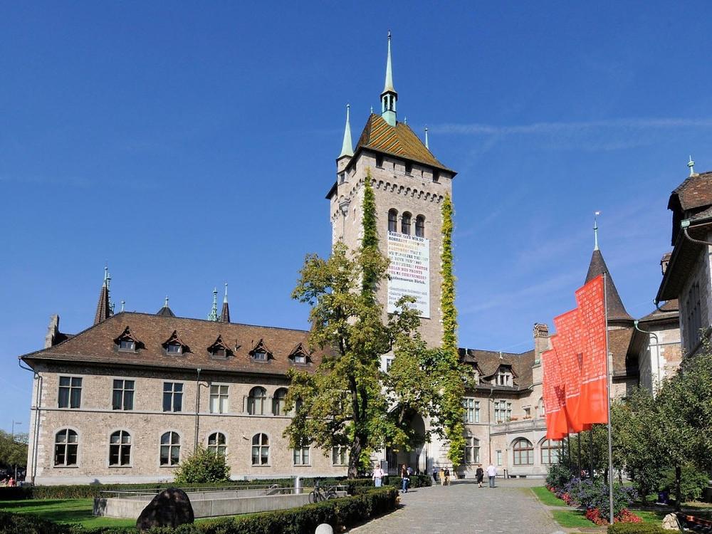 Museo Nazionale Svizzero di Zurigo