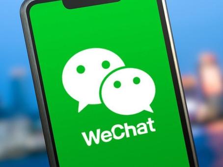 Il rapporto tra il social cinese WeChat e i musei