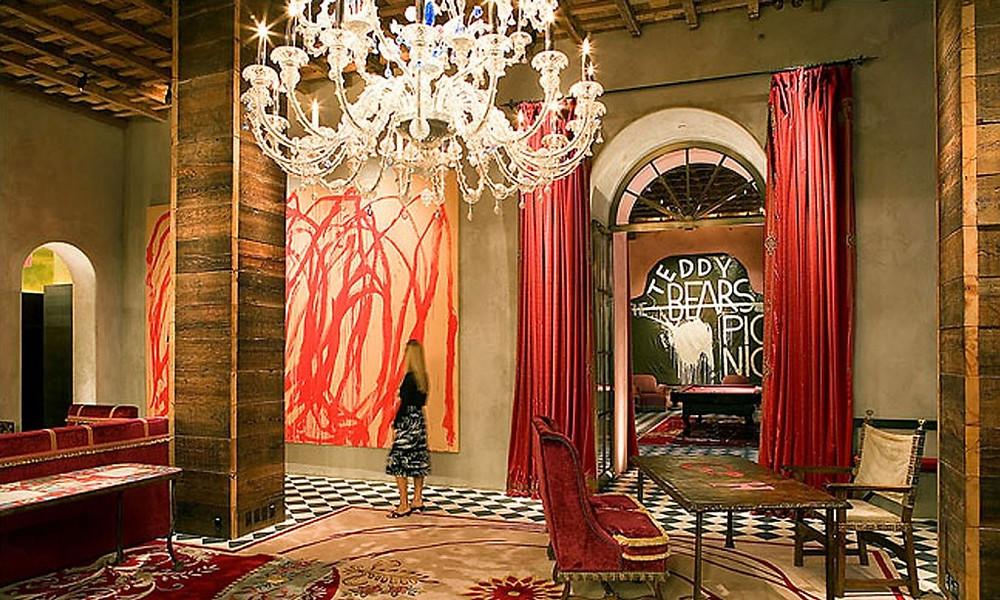 Gramercy Park Hotel; New York